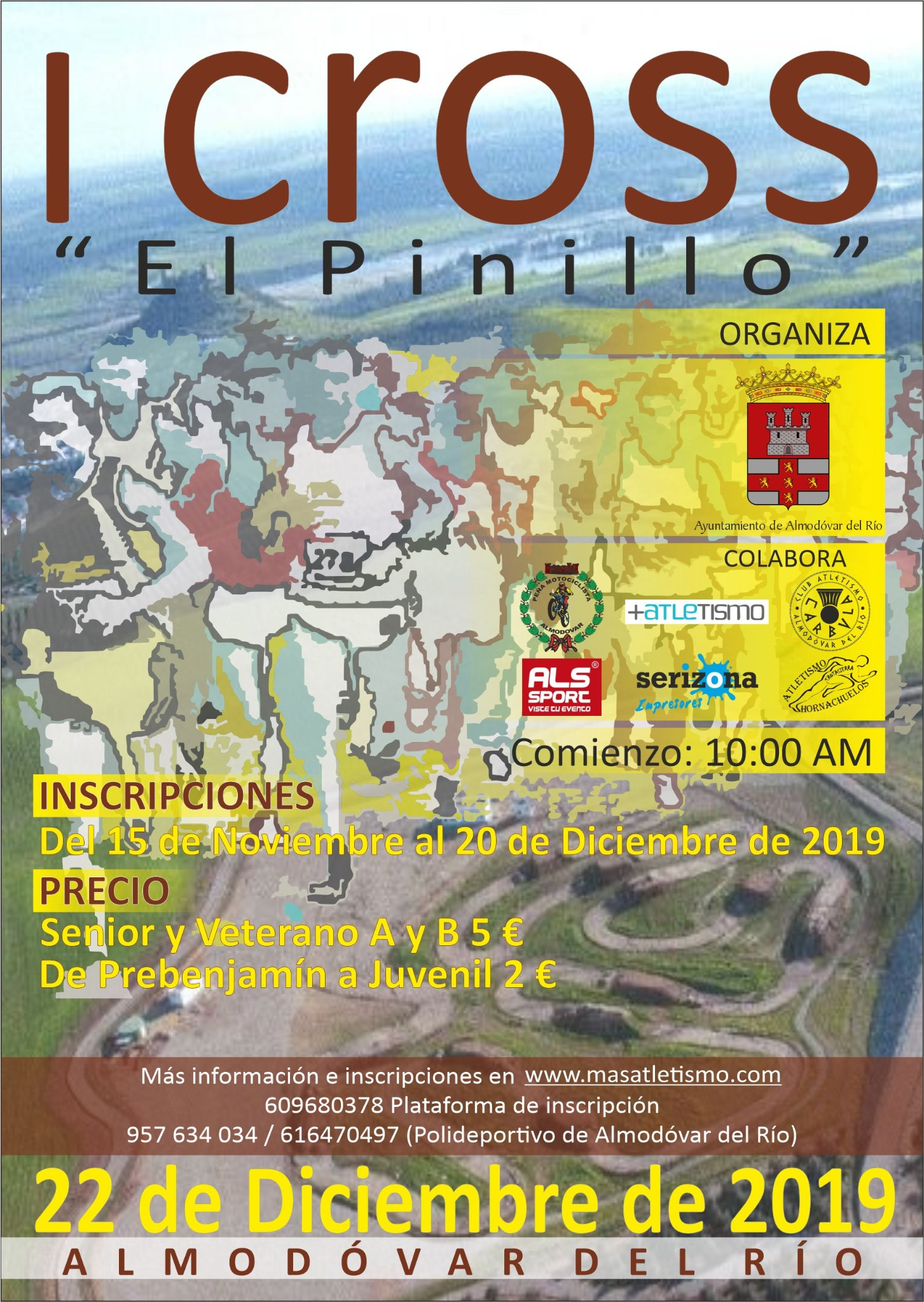 "I CROSS ""El Pinillo"""