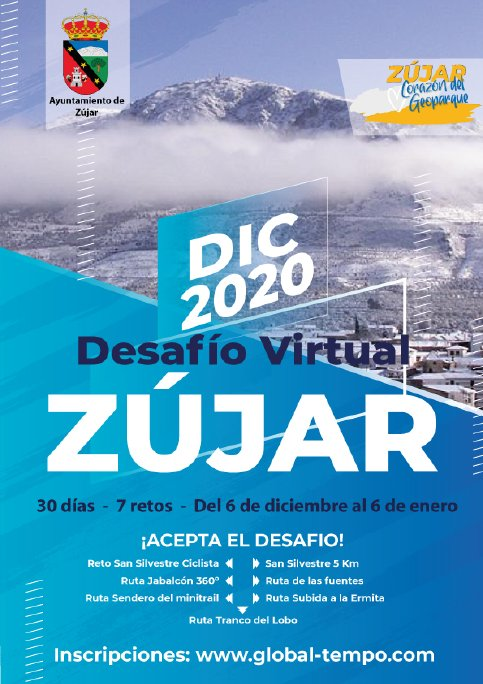 DESAFIO VIRTUAL ZÚJAR