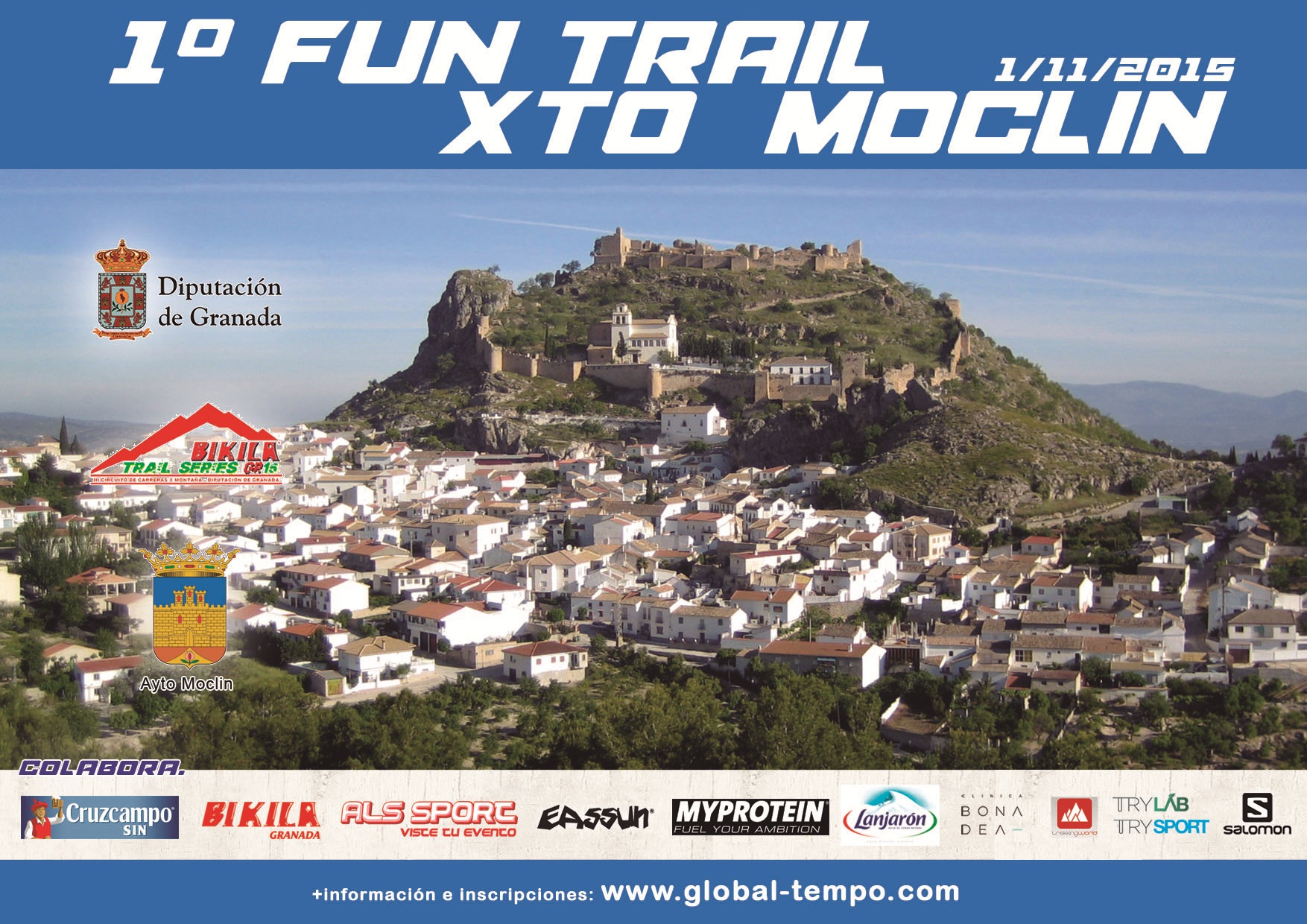 I FUN TRAIL XTO MOCL�N