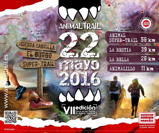 VII ANIMAL TRAIL 2016