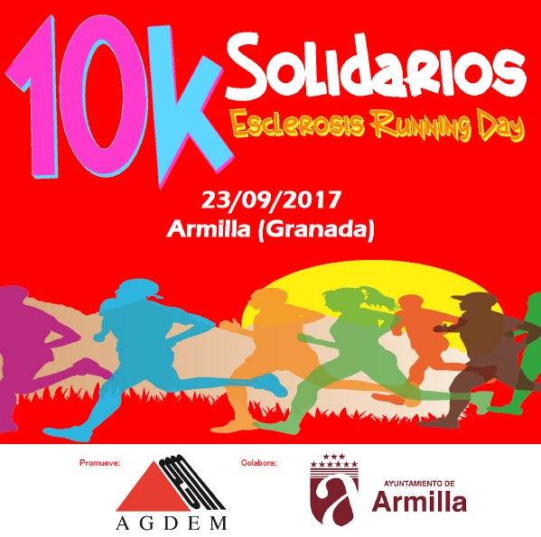 10K SOLIDARIOS - ESCLEROSIS RUNNING DAY