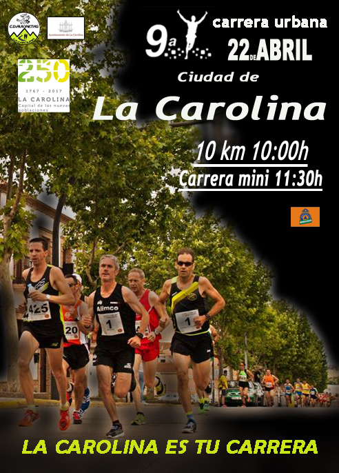 9ª CARRERA CIUDAD DE LA CAROLINA, CARRERAS MINI